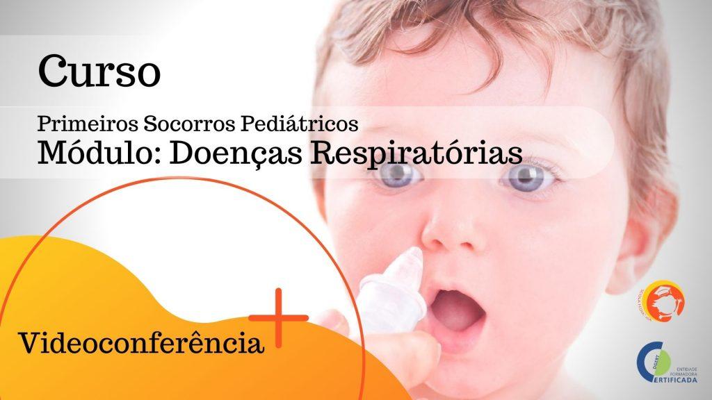 doenças respiratórias infância