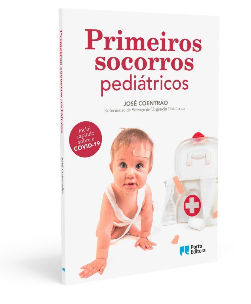 livro primeiros socorros pediátricos