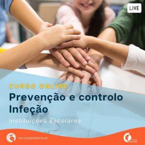 prevenção e controlo de infeção em instituicões escolares