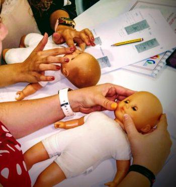 Massagem Relaxamento Criança Bebé Pediatria