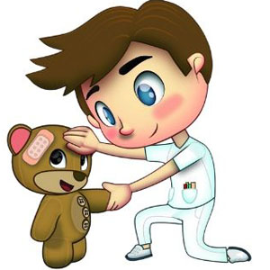escola pediatria urso