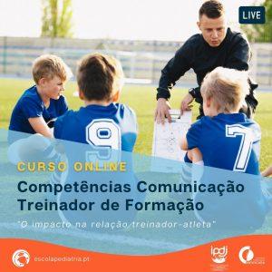 Competências Comunicação Treinador