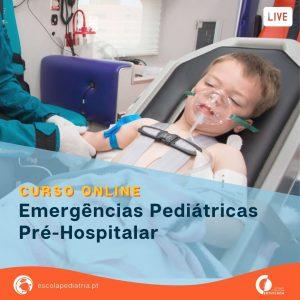 Emergências Pediátricas no Pré-Hospitalar